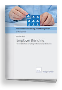 Cover Fachbroschuere: Employer Branding