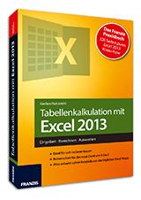 Cover Franzis Excel