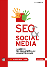 Cover SEO und Social Media Hanser
