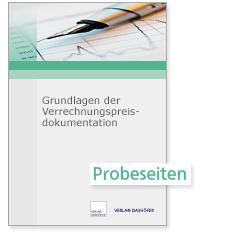Grundlagen der Verrechnungspreisdokumentation