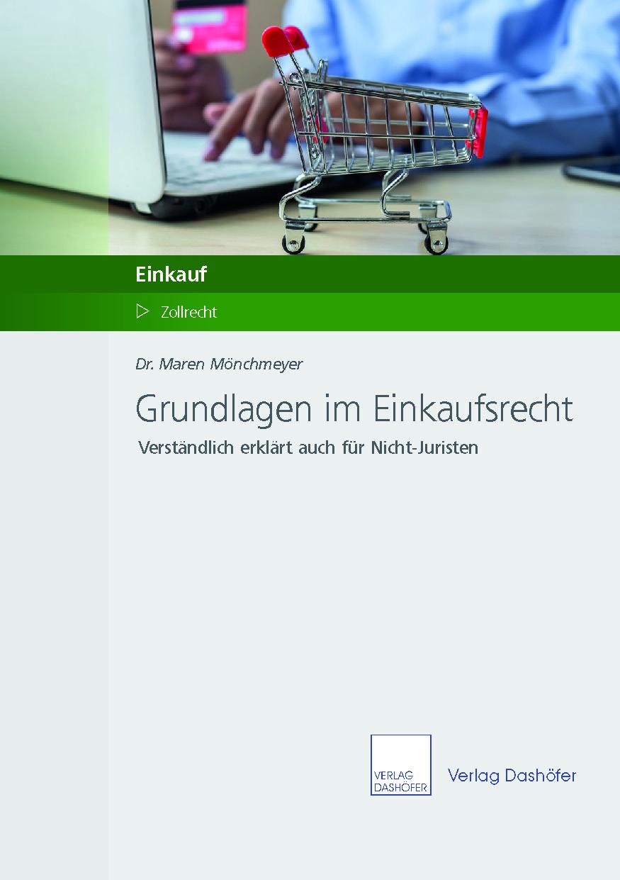 Fachbuch: Grundlagen im Einkaufsrecht