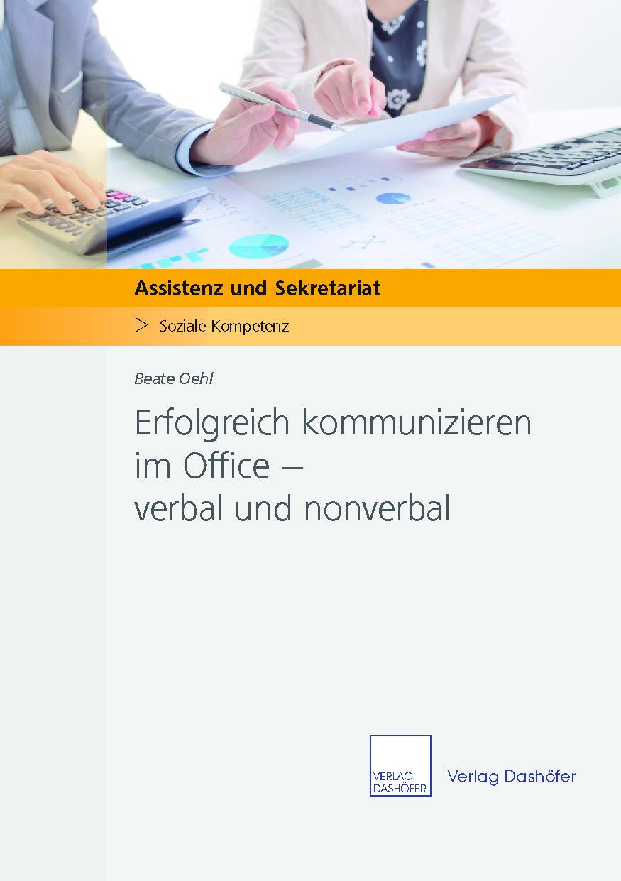 Fachbuch: Erfolgreich kommunizieren im Office