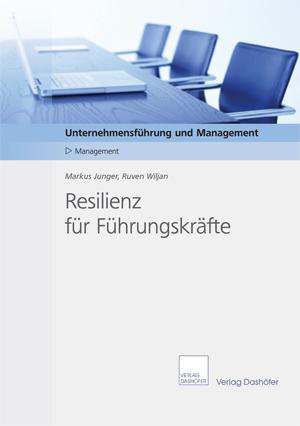 Fachbuch: Resilienz für Führungskräfte