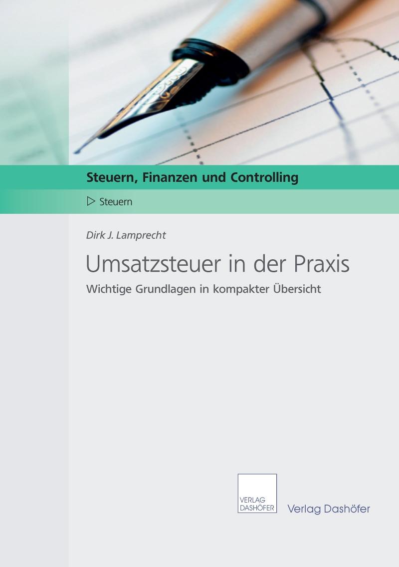 Fachbuch: Umsatzsteuer in der Praxis