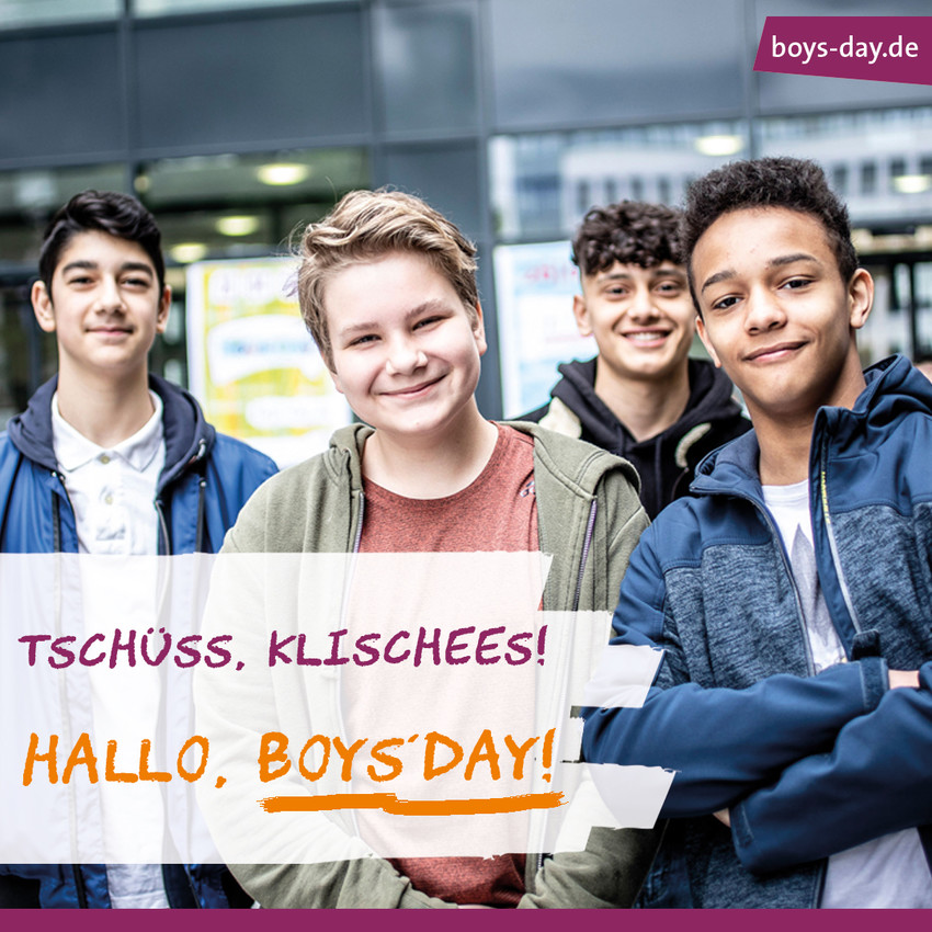 Jungen-Zukunftstag