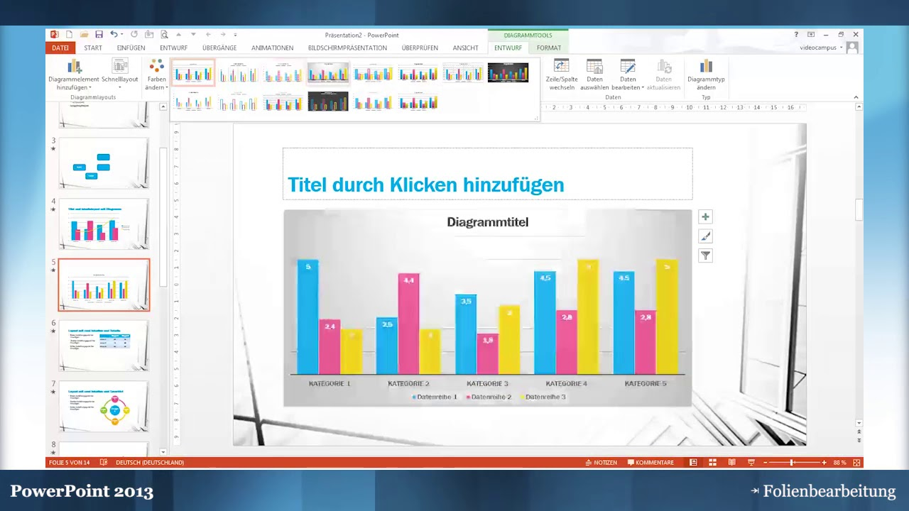 Video zum Thema PowerPoint